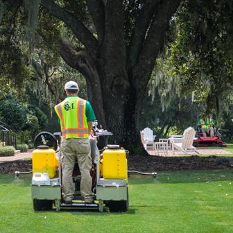 landscape maintenance services in beaufort, sc